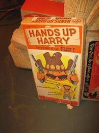 Hands Up Harry