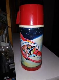 Mercury Super Car Thermos