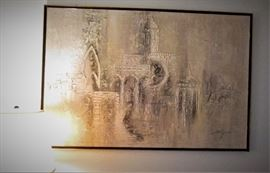 Lalique Painting