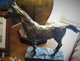 Austin Horse Statue
