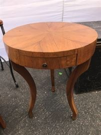 Antique Handcrafted Side Table