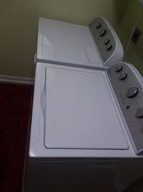This Whirlpool washer & Dryer Is a silent auction item. Highest bid to date  is $400.00 Beat the bid and YOU own it, just send a text bid to 713-249-4777.
