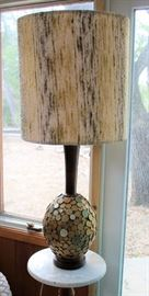 MCM Lamp with coins