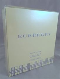 SEALED Burberry Classic Eau de Parfum (100mL/3.3oz.)