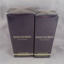 (2) More SEALED Boucheron by Boucheron Eau de Parfum Spray Refills