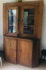 Early Primitive Cupboard