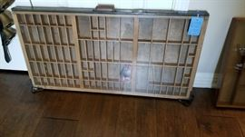 Glass fronted display cases for collectibles
