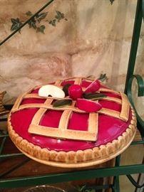 Apple pie or . . .