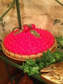 Strawberry pie?