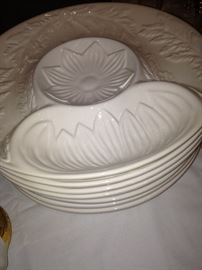 Sectioned plates