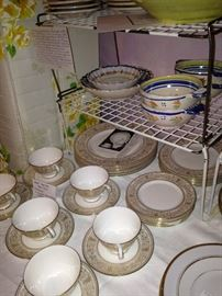"""Royal Doulton bone china """"Sovereign"""""""