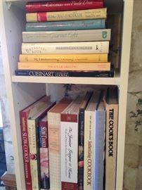 More cookbooks