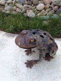 Rib-bit frog