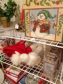 More Christmas selections