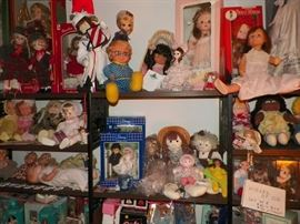 The Doll Room (Mrs. Beasley has been sold)