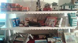 Lionel Trains, unusual and hard to find accessories
