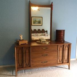 $175   Kent-Coffey dresser with mirror