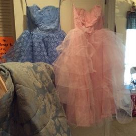vintage prom dresses and clothing