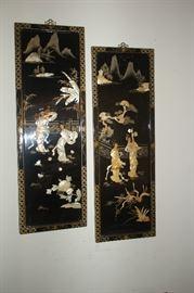 Beautiful oriental paintings