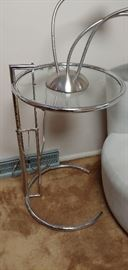 Eileen Gray table--signed