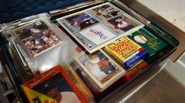 Baseball cards (1 of several)