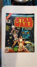 Rare comic books