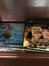 Vintage Record Album Collection- Sold as a collection