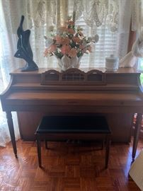 Whitney Piano
