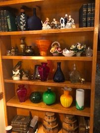 Lot of beautiful accent pieces