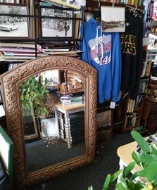Beautiful Large Vintage Mirror Star Wars and Nascar Hoodies