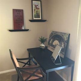 Master 2 desk area