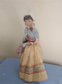 "Lladro Fiesta, 13.25"" No 3505 - Rare 1978-88 figure"
