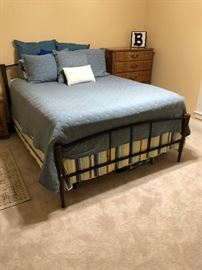Queen Size Bed & Frame