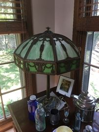 1907 Bryant lamp in perfect condition