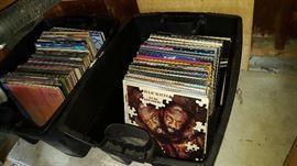 LP Records blues Jazz Rock