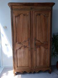 1800's  Armoire... 60 W x 103 L x 23 D