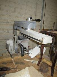 Rockwell bolt threader