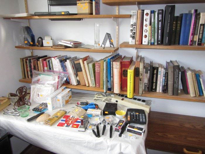 Books and office supplies