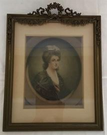 """Lady Beaumont"" by George P. James            http://www.ctonlineauctions.com/detail.asp?id=747778"