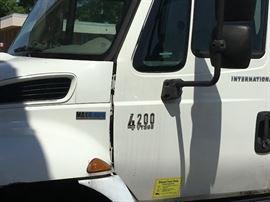 2013 International 4000 Series Refrigerated Truck