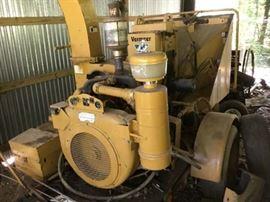 Vermeer 630B stump grinder/SR # 1VRC11146N1001
