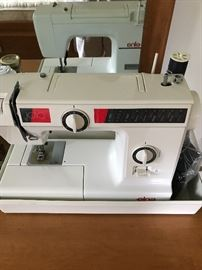 Elna model 1010 portable sewing machine!