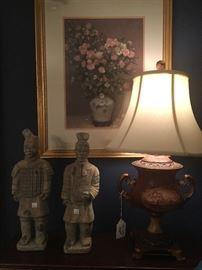 Lovely decor items