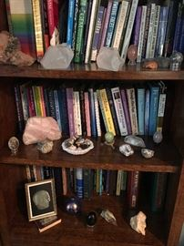 more gemstones and esoteric books