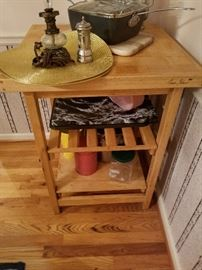 All types of kitchen items