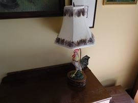 roster  lamp
