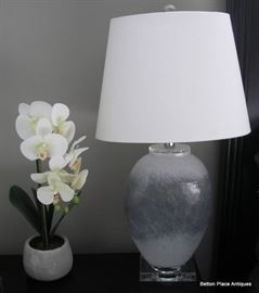 There are a Pair of these Matching Lamps