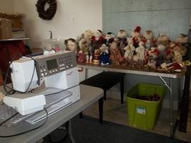 Bernina sewing machine