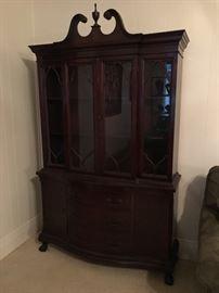 Antique Secretary/bookcase