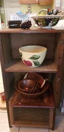 tater n onion box dry storage kitchen primitive rustic